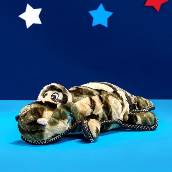 Zippy Charity - Z-Stitch® Grunterz - Camron The Camo Gator Image Preview 1