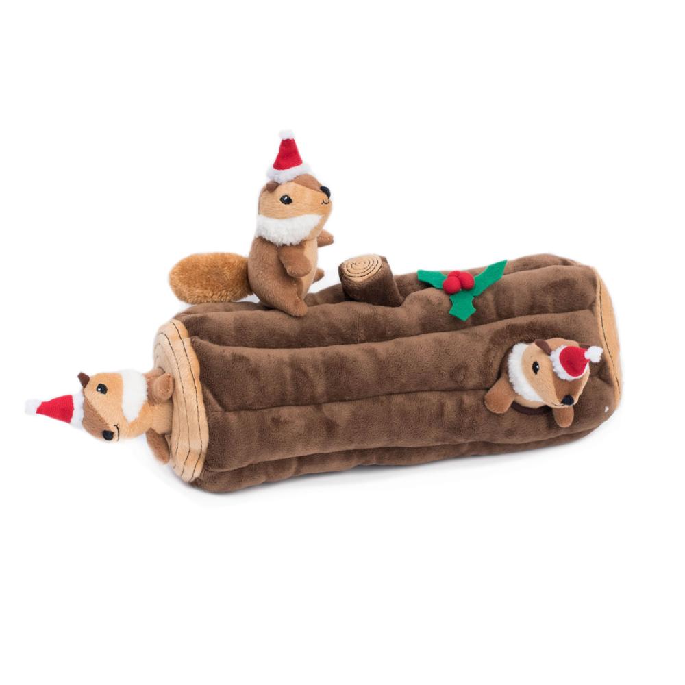 Holiday Burrow - Yule Log Image Preview 3
