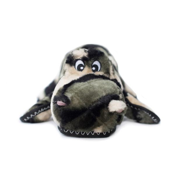 Zippy Charity - Z-Stitch® Grunterz - Camron The Camo Gator Image Preview 5