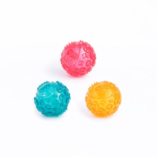 ZippyTuff Squeaker Ball – Small