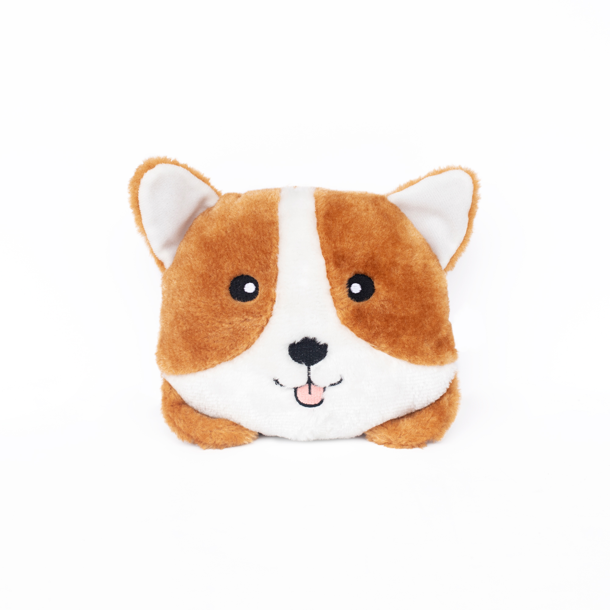corgi plush squeak toy