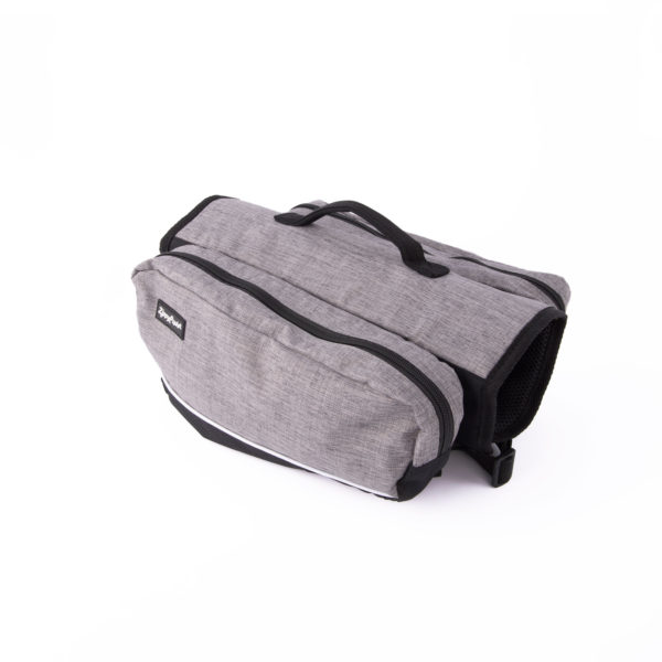 Adventure Backpack Graphite Image Preview 4